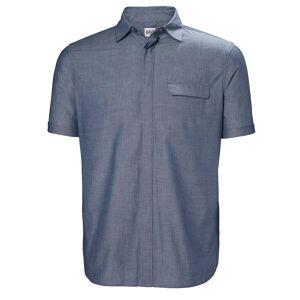 Helly Hansen Huk Shirt Mens Blue M