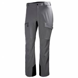 Helly Hansen W Odin Mountain Softshell Pant Womens Hiking Grey S