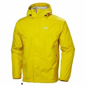 Helly Hansen Loke Jacket Mens Hiking Yellow M