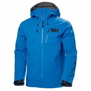 Helly Hansen Odin Mountain Softshell Jacket Mens Hiking Yellow M