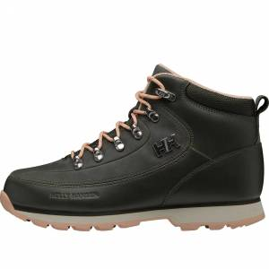 Helly Hansen W The Forester Womens Winter Boot Green 6