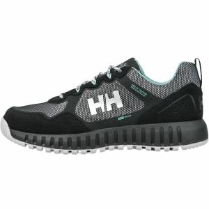 Helly Hansen W Monashee Ullr Low Ht Womens Hiking Boot Black 9