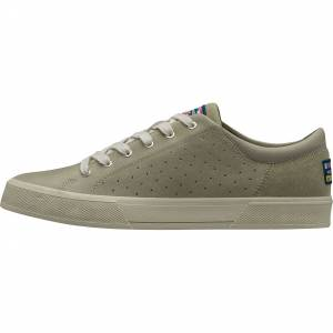 Helly Hansen Copenhagen Leather Shoe Mens Grey 44/10
