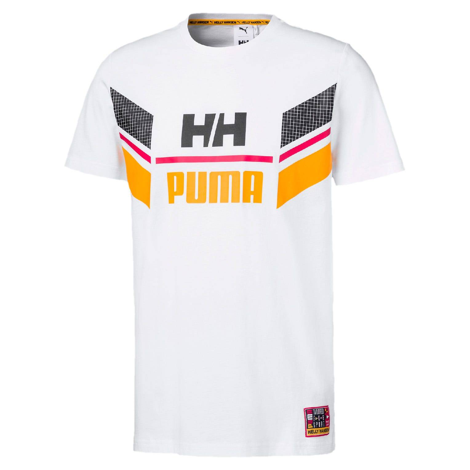 Helly Hansen Puma X Tee White S
