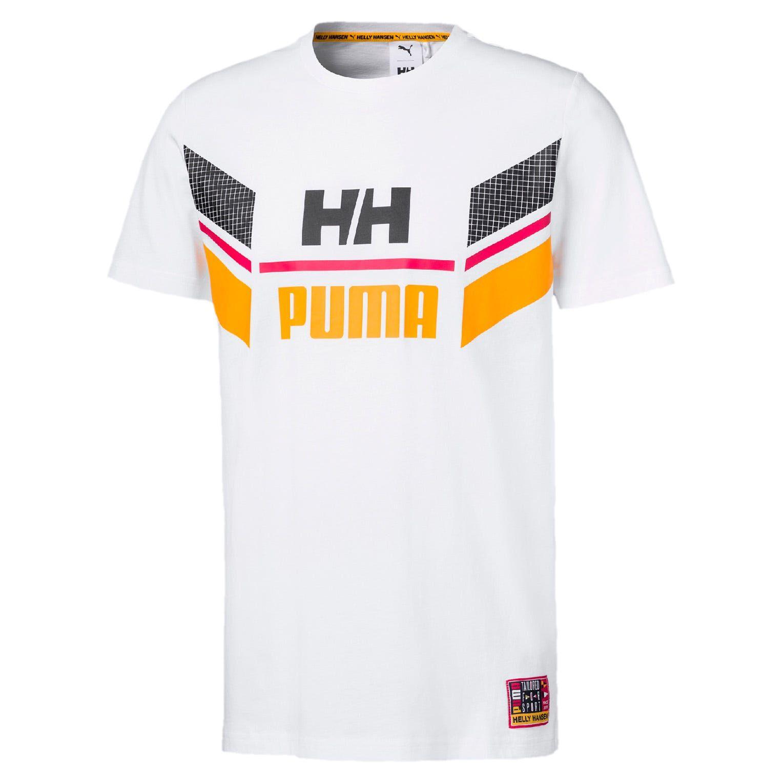 Helly Hansen Puma X Tee White M