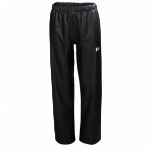 Helly Hansen Junior Moss Pant Kids Rain Black 128/8