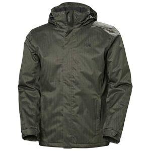 Helly Hansen Dubliner Insulated Jacket Mens Rain Green S