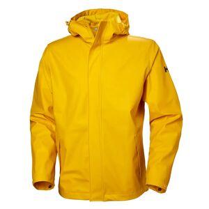 Helly Hansen Moss Jacket Mens Rain Yellow S