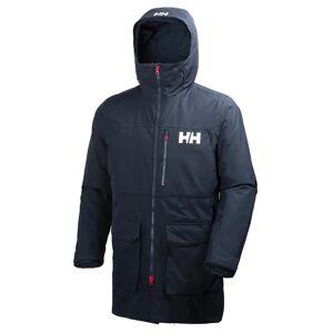 Helly Hansen Rigging Coat Mens Parka Navy XXXL