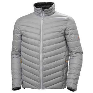 Helly Hansen Verglas Down Insulator Mens Hiking Jacket Grey XL