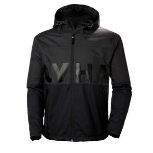 Helly Hansen Amaze Jacket Mens Rain Black XXL