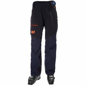 Helly Hansen Elevation Shell Pant Mens Ski Navy S