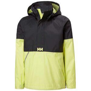 Helly Hansen Junior Active Rain Anorak Jacket Black 152/12