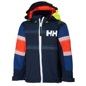 Helly Hansen Kids Salt Coast Jacket Parka Navy 92/2