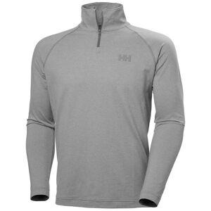 Helly Hansen Verglas 1/2 Zip Mens Fleece Grey M