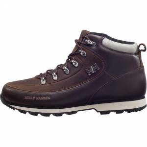Helly Hansen The Forester Mens :casual Shoe Brown 39.3/6.5