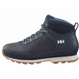 Helly Hansen Calgary Mens Winter Boot Navy 42/8.5
