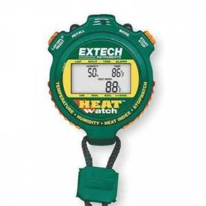 EXTECH HW30 Heat Index Stopwatch,Relative Humidity