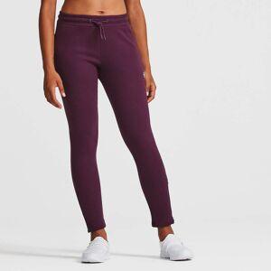 IdealFit Core Slim Fit Bottoms - Dark Berry - XS - Purple