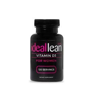 IdealFit IdealLean Vitamin D3 120 Servings