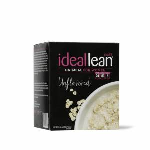 IdealFit IdealLean Oatmeal - Unflavored