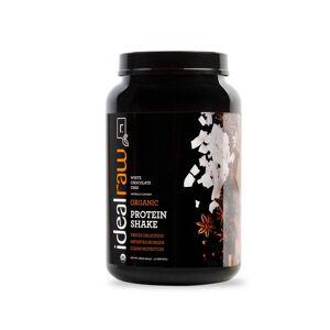 IdealRaw Organic Plant Protein - White Chocolate Chai - 30 Servings