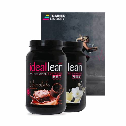 IdealFit 2 Protein Tubs + Free 4...