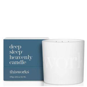 this works Deep Sleep Heavenly Candle 670g