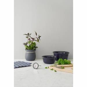 RIG-TIG Grow-It Herb Pot - Grey