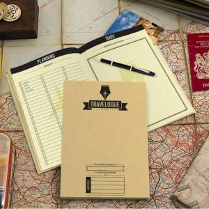 Luckies of London Travelogue Holiday Memories Set