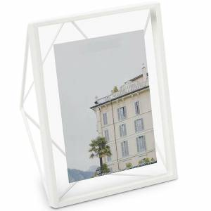 Umbra Prisma Photo Frame - White - 8  x 10  (20 x 25cm)