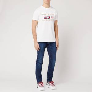 Tommy Hilfiger Men's Denton Straight Jeans - Park Blue - W32/L30