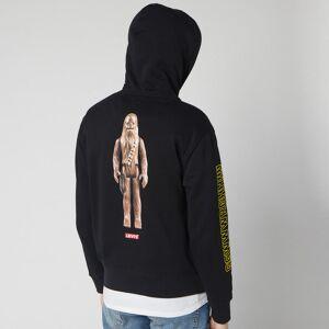 Levi's Star Wars Men's Graphic Pull Over Hoody - Chewbacca Black - S