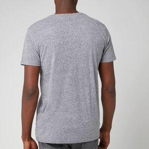 Tommy Jeans Men's Original Triblend V-Neck T-Shirt - Black Iris - S