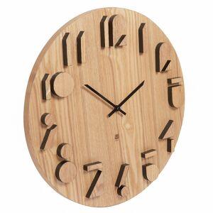 Umbra Shadow Wall Clock - Natural
