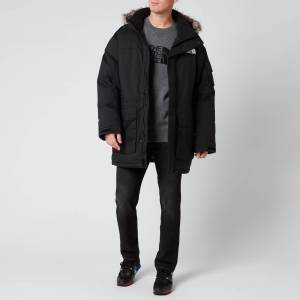 The North Face Men's Recycled Mcmurdo Jacket - TNF Black - M