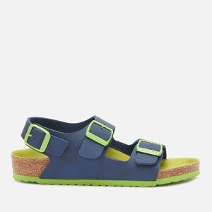 Birkenstock Kids' Milano Double Strap Sandals - Desert Soil Blue - EU 32/UK 13.5