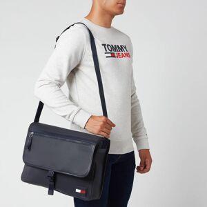 Tommy Hilfiger Men's Pique Large Messenger Bag - Sky Captain