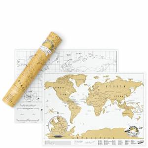Luckies Of London Ltd Scratch Map XL Edition