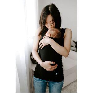 aden + anais Baby Bonding Top - Black - M - Black