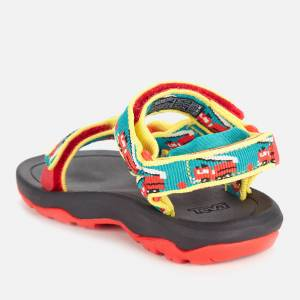 Teva Toddlers' Hurricane Xlt2 Sandals - Fire Truck Teal - UK 4 Toddler
