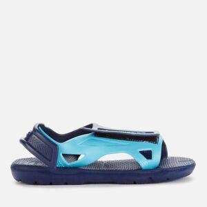 Havaianas Kids' Move Flip Flops - Navy Blue - EU 33-34/UK 1-2 Kids