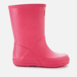 Hunter Toddlers' First Classic Wellies - Bright Pink - UK 4 Toddler