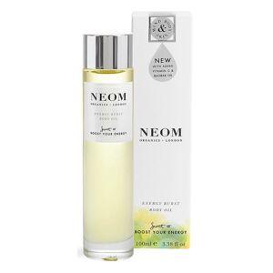NEOM Organics Energy Burst Body Oil 100ml