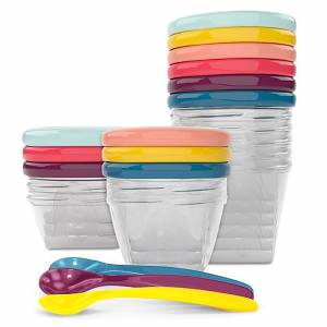 Babymoov Babybols Food Container Set - Multi