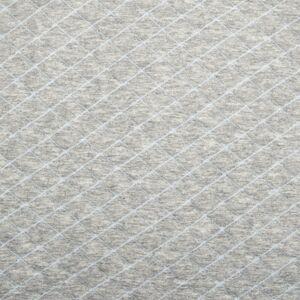 aden + anais Snug Fit Sleeved 1.5 Tog Sleeping Bag - Heather Grey - 0-3 months - Grey/Blue