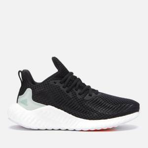 adidas Men's Alphaboost Parley Trainers - Black - UK 11 - Black