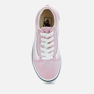 Vans Kids' Old Skool Trainers - Lilac Snow/True White - UK 12 Kids