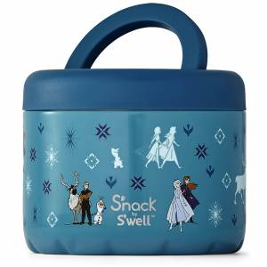 S'ip by S'well Disney Frozen Adventure Multi Character Food Container 24oz