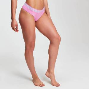 Myprotein MP Women's Seamless Thong - Candy - XL